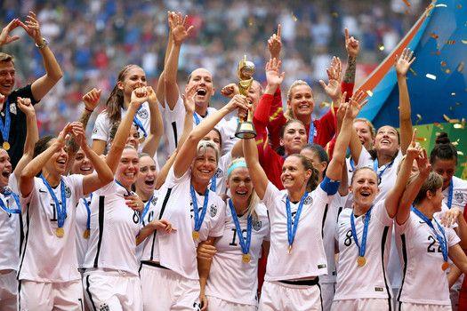 U.S. Women's Soccer teams files a wage discrimination complaint