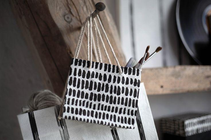 EFTERTANKE handmade paper bags