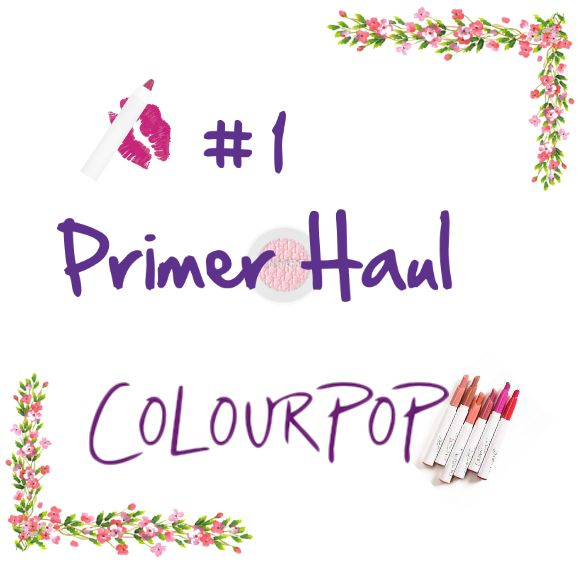 La Piecita de Chivi :   #1 Primer Haul a CoLouR PoP
