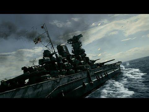 「戦艦武蔵の最期」VFXで完全再現! NHKスペシャル