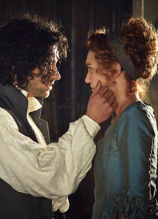 Poldark, review: A fracas to rival Jeremy Clarkson's is brewing as Demelza and…