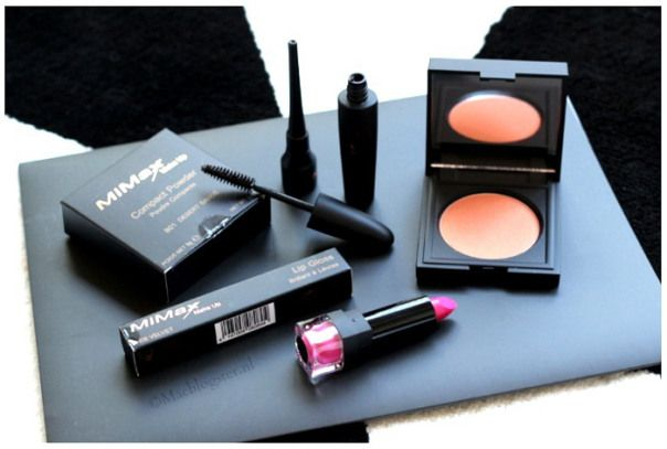 I tested this new make-up brand designed or women of colour: MiMax Make-up #makeup #beautyblogger #review #lipstick #lipgloss