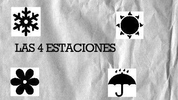 """video wideo """"Las 4 estaciones"""""""