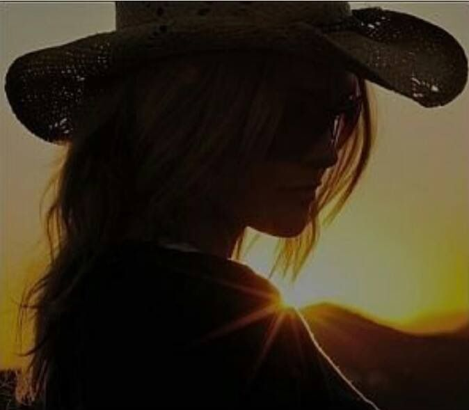country girl amazing human silhouette art pinterest