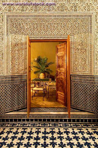 59 Best Moroccan Doors Images On Pinterest