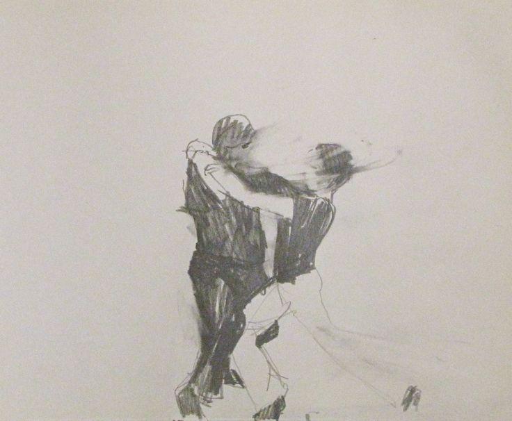 """#2dance """"les fleurs du mal"""" (de  Baudelaire)"""