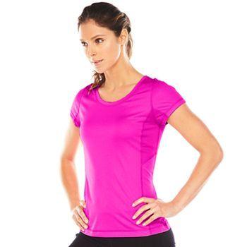 Tek Gear Core Essentials Performance Tee - Women's
