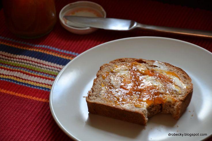 drobečky: Skořicový chléb
