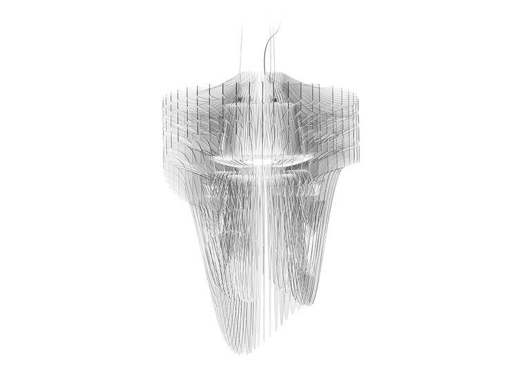 Lampada Aria Transparent Slamp - @slampSpa