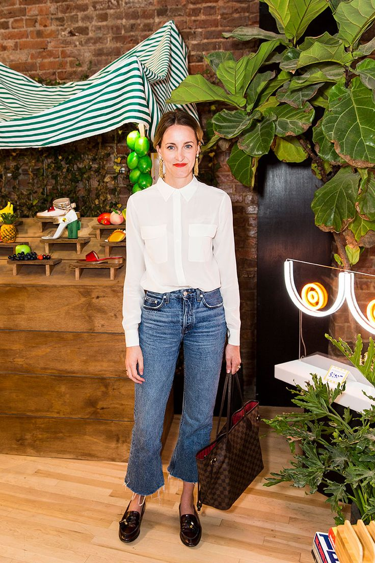 Peep What Everyone Wore to the MR Pop-Up Party - Man Repeller