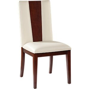 Sofia Vergara  Savona Ivory Wood Back Counter Height Stool