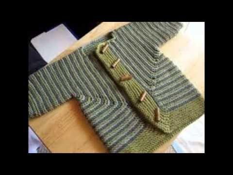Baby surprise jacket(bebek süpriz ceket) - YouTube