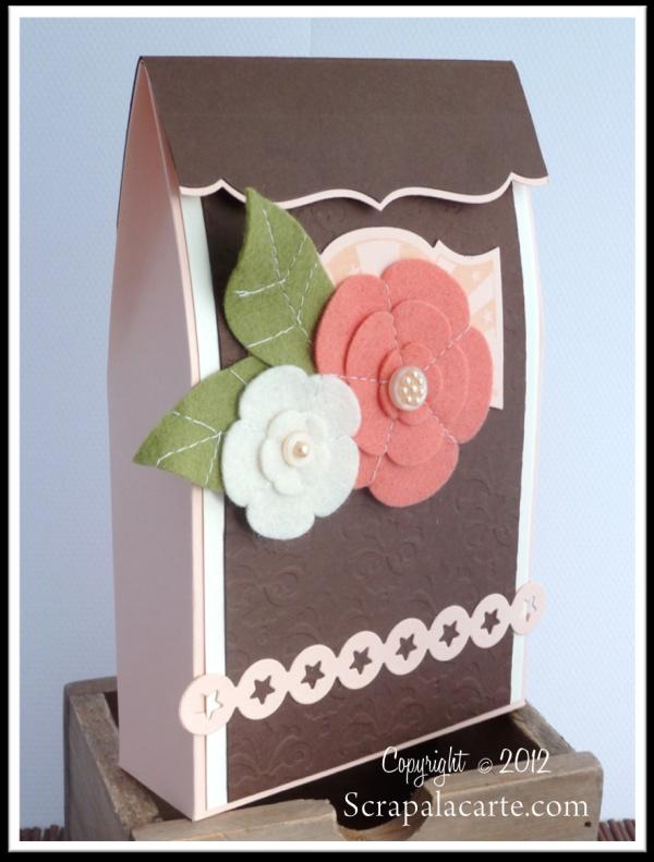 Scrap à la Carte - Nouveautés de juin - Dies Fleurs en tissus