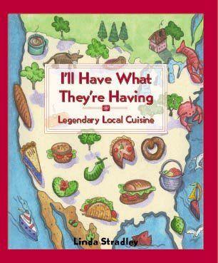 American Regional Cooking, American Regional Recipes, Regional Foods, Regional Recipes, Food and History Index
