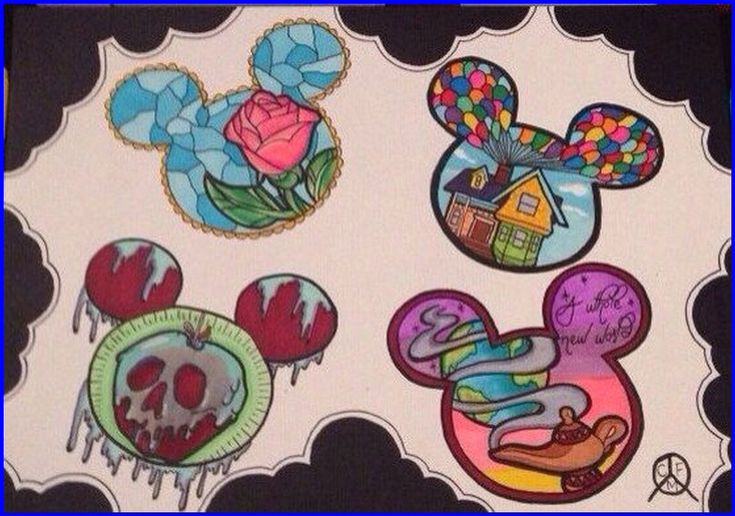 Image from http://www.jahwallpaper.com/wp-content/uploads/2014/10/disney-tattoos-designs.jpg.