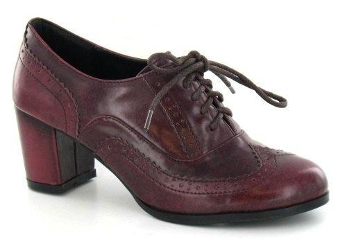 Spot On Heeled Lace Up Shoe / Brogue (Red, Size 4 UK) Spot On, http://www.amazon.co.uk/dp/B007GL2GG2/ref=cm_sw_r_pi_dp_WZVPrb0DCKK3M