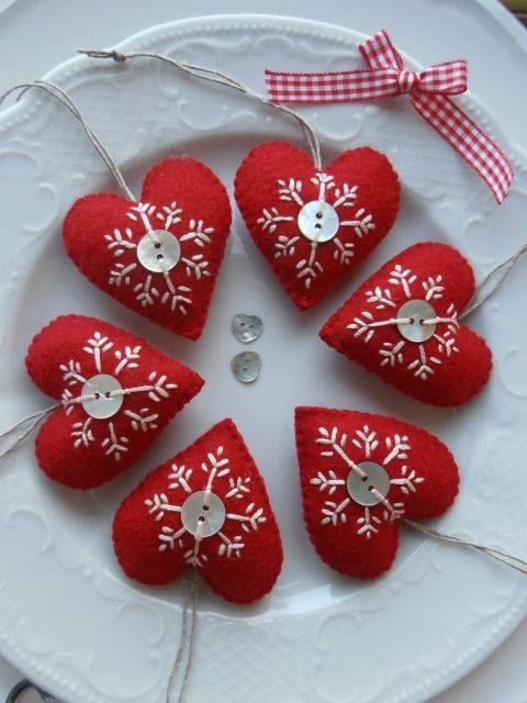 Rouges au Coeur