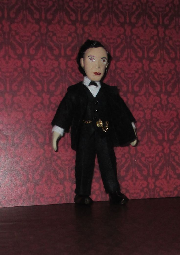 Sherlock Holmes, my try to make him after after Jeremy Brett