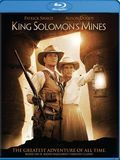 King Solomon's Mines [Blu-ray] [2004]