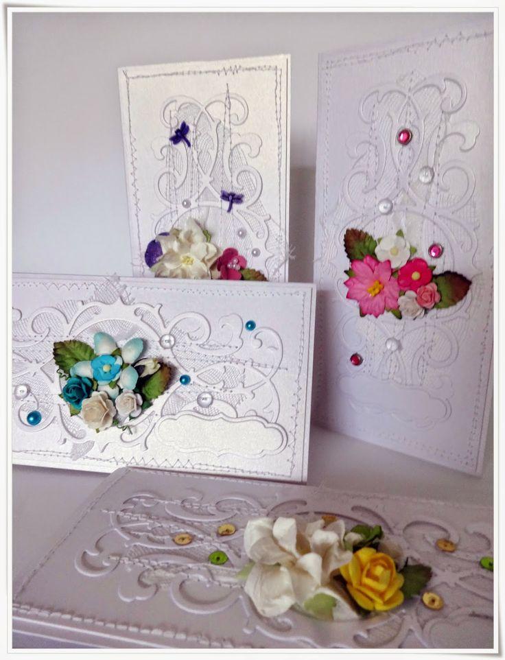 Szívtől Szívig: Tavasz van! - színes, virágos képeslapok