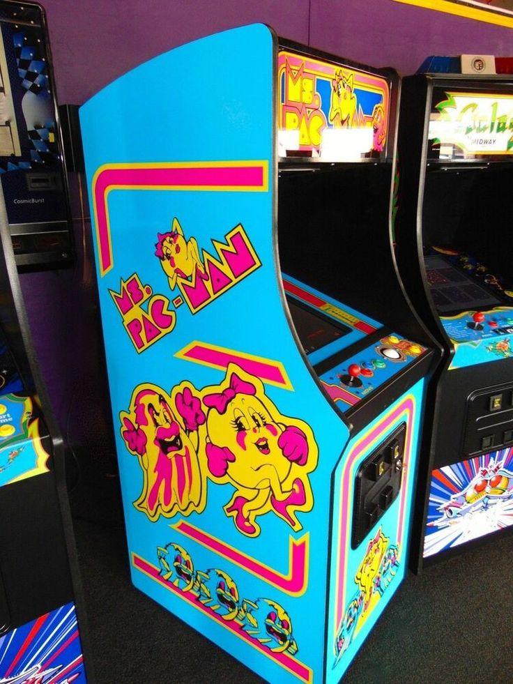 eBay Sponsored NEW MS PACMAN CLASSIC ARCADE GAME FREE