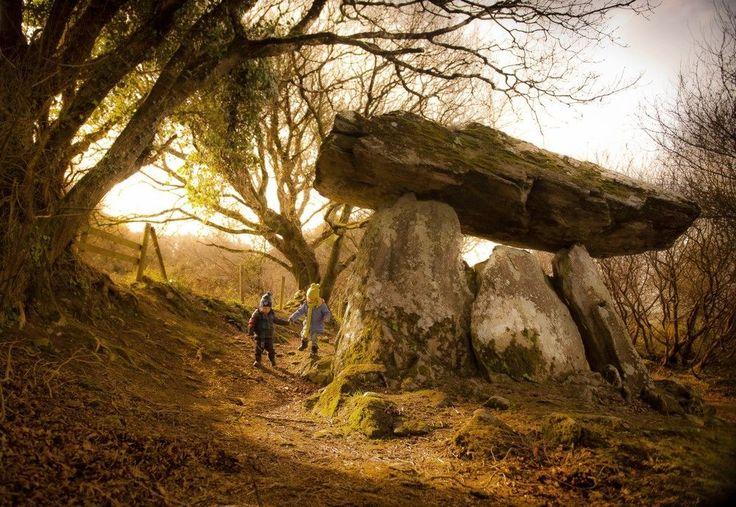 Gaulstown Dolmen, Co. Wexford, Ireland   Photo by Ken Williams
