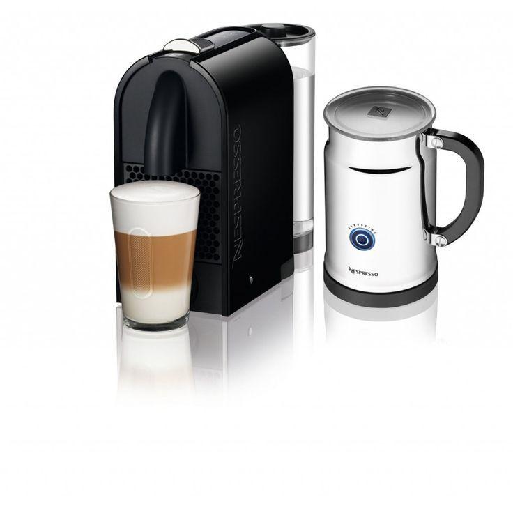 Nespresso U D50 Espresso Maker with Aeroccino Milk Frother