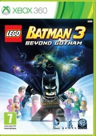 Lego Batman 3 Beyond Gotham Xbox 360 Game In LEGO Batman 3 Xbox 360 the Caped Crusader joins forces with the super heroes of the DC Comics Universe and blasts off to outer space to stop the evil Brainiac from destroying Earth Using the power  http://www.comparestoreprices.co.uk/january-2017-6/lego-batman-3-beyond-gotham-xbox-360-game.asp