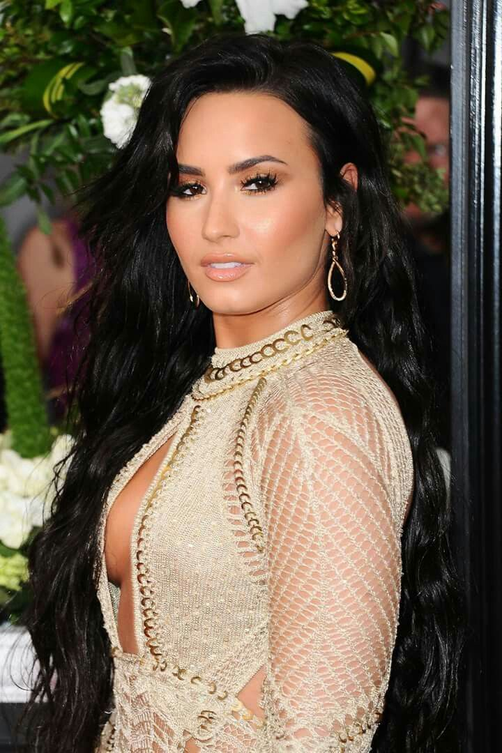 The face u make when people say they don't like Demi Lovato