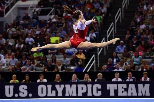 Jordyn Wieber made the Olympic team? BIG shock there!! LOL!!
