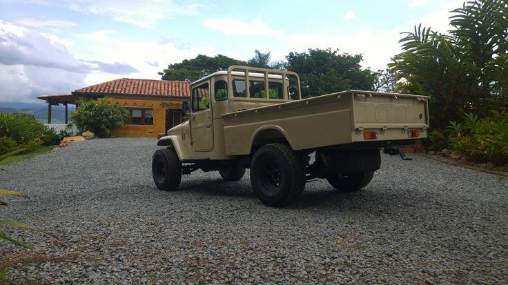 FJ45 El Diviso Edition