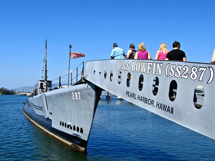 "Take a tour of the USS Bowfin, the ""Pearl Harbor Avenger,"" at the USS Bowfin Submarine Museum & Park at Pearl Harbor."