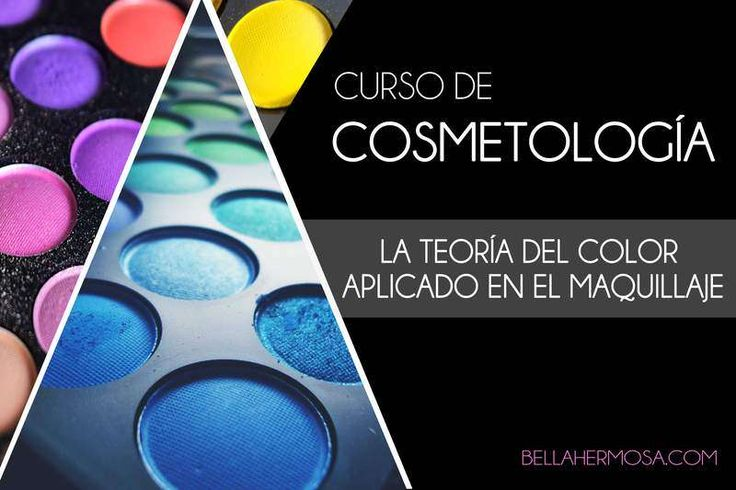 CURSO DE COSMETOLOGIA GRATIS la teoría del color aplicado en el maquillaje
