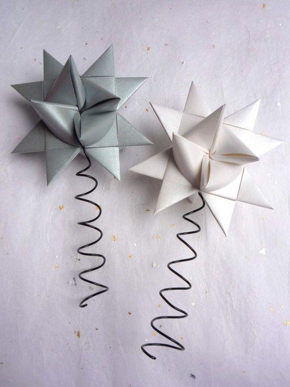 Lovely Origami stars!