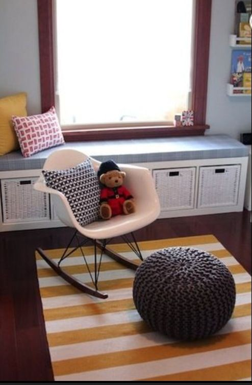 Find This Pin And More On Ikea Ikea Expedit Windowseat Bench Storage