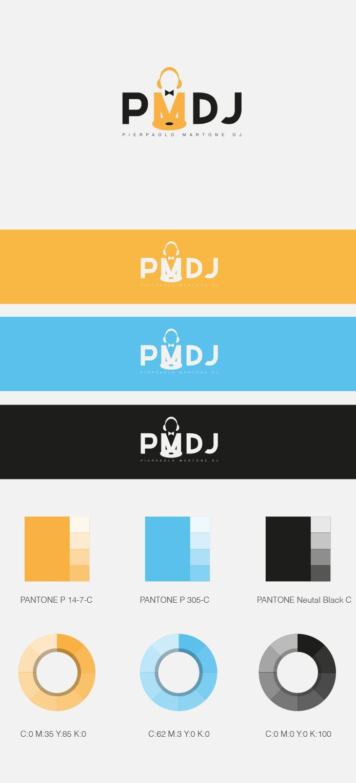 logo Pier Paolo Martone DJ
