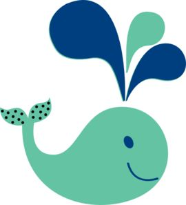 Free Whale Clip Art Straight from the Ocean