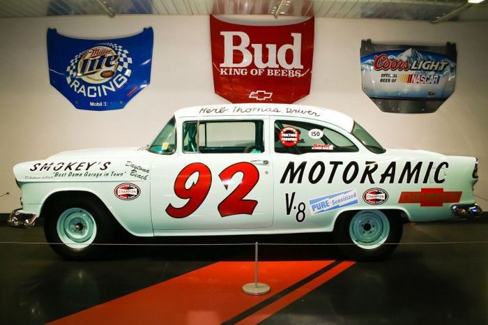 NASCAR exhibit comes to LeMay Museum
