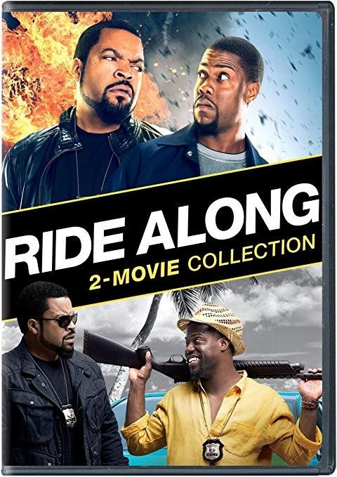 Ice Cube & Kevin Hart & Tim Story-Ride Along 2-Movie Collection