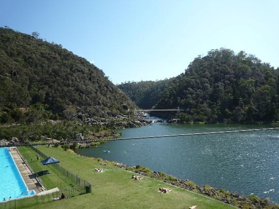 Cataract Gorge Reserve: cataract gorge 2 in Launceston.. #Tasmania..#Australia..  http://www.tripadvisor.com.au/ShowForum-g255096-i887-Tasmania.html