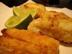 Eu, Gourmet: O tempero leve para peixe frito