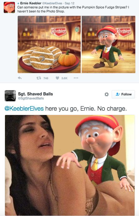 People Are Trolling The Keebler Elves On Twitter And It's Not OK