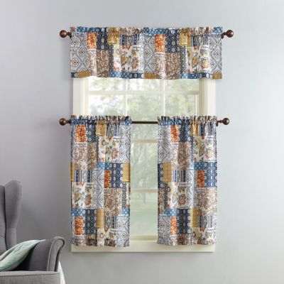 FREE SHIPPING AVAILABLE! Buy Mackintosh Antoinette 3-pc. Rod-Pocket Kitchen Curtain Set at JCPenney.com today and enjoy great savings. Available Online Only!