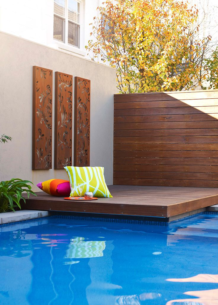 Balancing act: a backyard fit for the entire family