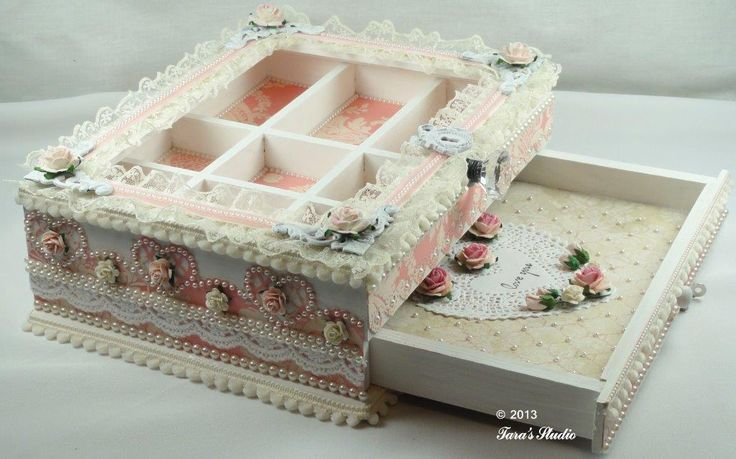 Unfinished wood jewelry box woodworking projects plans for Unfinished wooden boxes for crafts