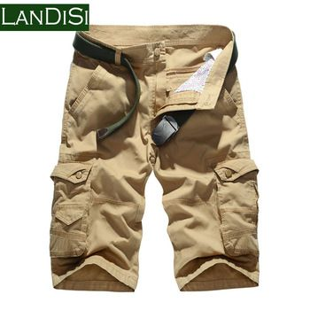 New Arrivals Men Plus Size 29-38 High Quality 100% Cotton 6 Pockets Loose Casual Military Style Shorts Men Summer Shorts 1580b - http://www.aliexpress.com/item/New-Arrivals-Men-Plus-Size-29-38-High-Quality-100-Cotton-6-Pockets-Loose-Casual-Military-Style-Shorts-Men-Summer-Shorts-1580b/32412540928.html