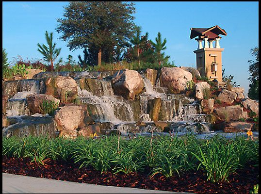 Stone creek ocala fl had friends there places ocala for Landscaping rocks ocala florida
