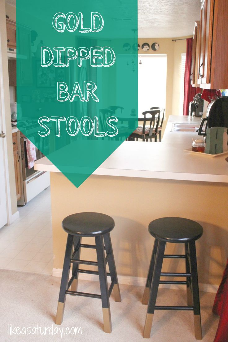11 best Bar stools images on Pinterest | Chairs, Painted furniture ...