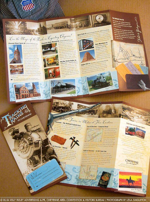 Travel Brochure Template Pinterest'Te Hakkında 25'Den Fazla En Iyi