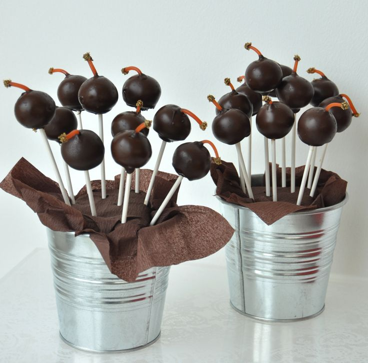 Bomb Shaped Cake Pops For The Army Party Like Us On